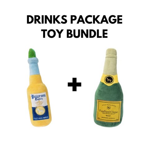Drinks Package Toy Bundle