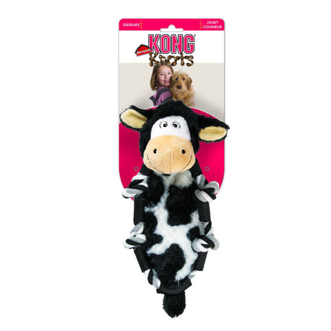 Barnyard Knots Cow Small