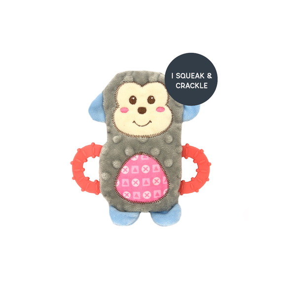 Monkey with Teether
