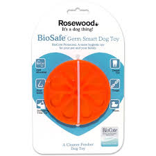 Orange Biosafe Toy