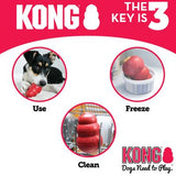 KONG Classic Rotation System x3 Dog Toy