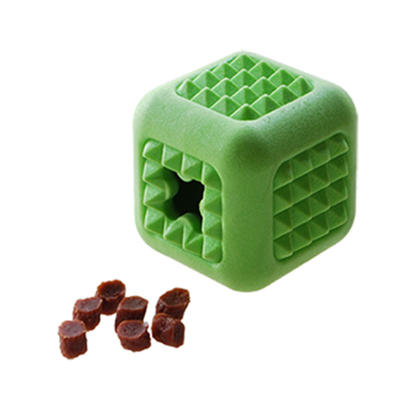 Ruff Play Foam Treat Cube