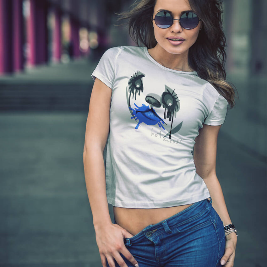 Crazy Sexy COoL Azul Short Sleeve T-Shirt - Chosen Tees