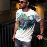 Music iNkBLOT • Fellas - All Over Front Print T-Shirt - Chosen Tees