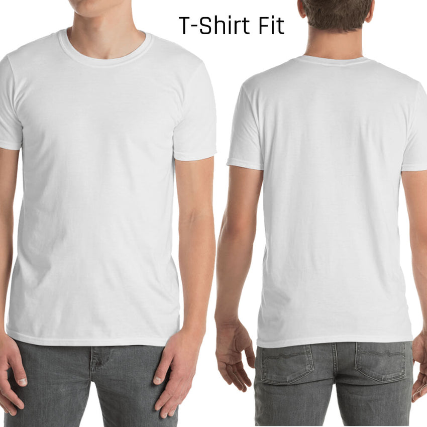 G Front & Back Short-Sleeve T-Shirt - Chosen Tees