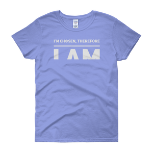 I AM ChOsen Short Sleeve T-Shirt - Chosen Tees