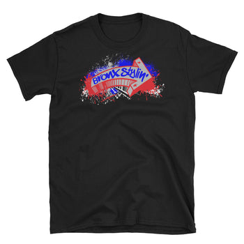 Bronx Stylin' Short Sleeve T-Shirt - Chosen Tees