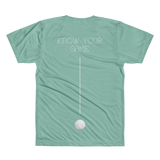 PATENT Golf Club • Fellas - Front & Back All Over Print Grass T-Shirt - Chosen Tees