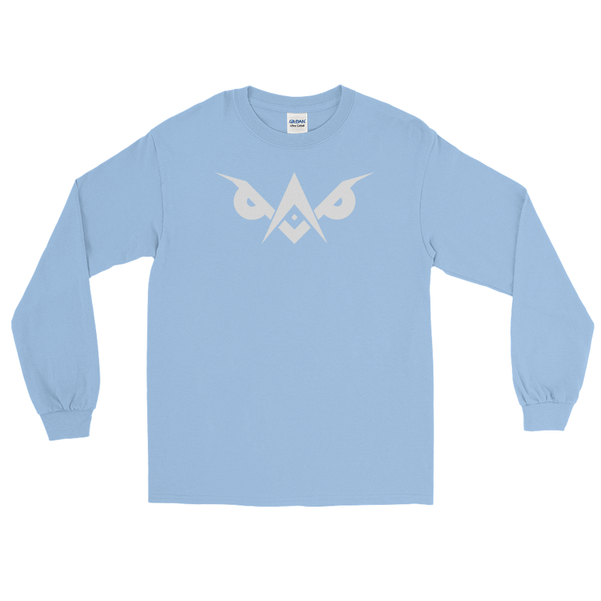 LiGHT-OWL Long Sleeve T-Shirt - Chosen Tees