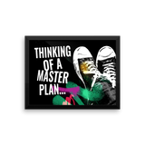 Thinking of a Master Plan Gallery Piece - Chosen Tees