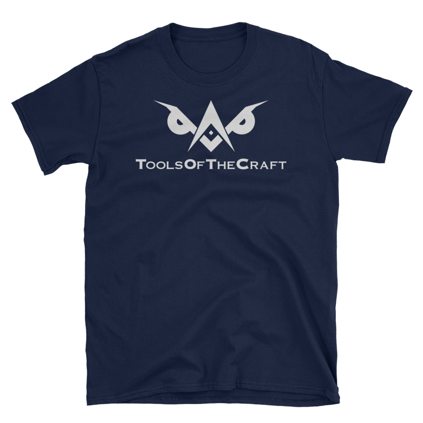 Tools of the Craft Front & Back Tools Short Sleeve T-Shirt - Chosen Tees