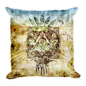 Craft Front & Back Print Pillow - Chosen Tees