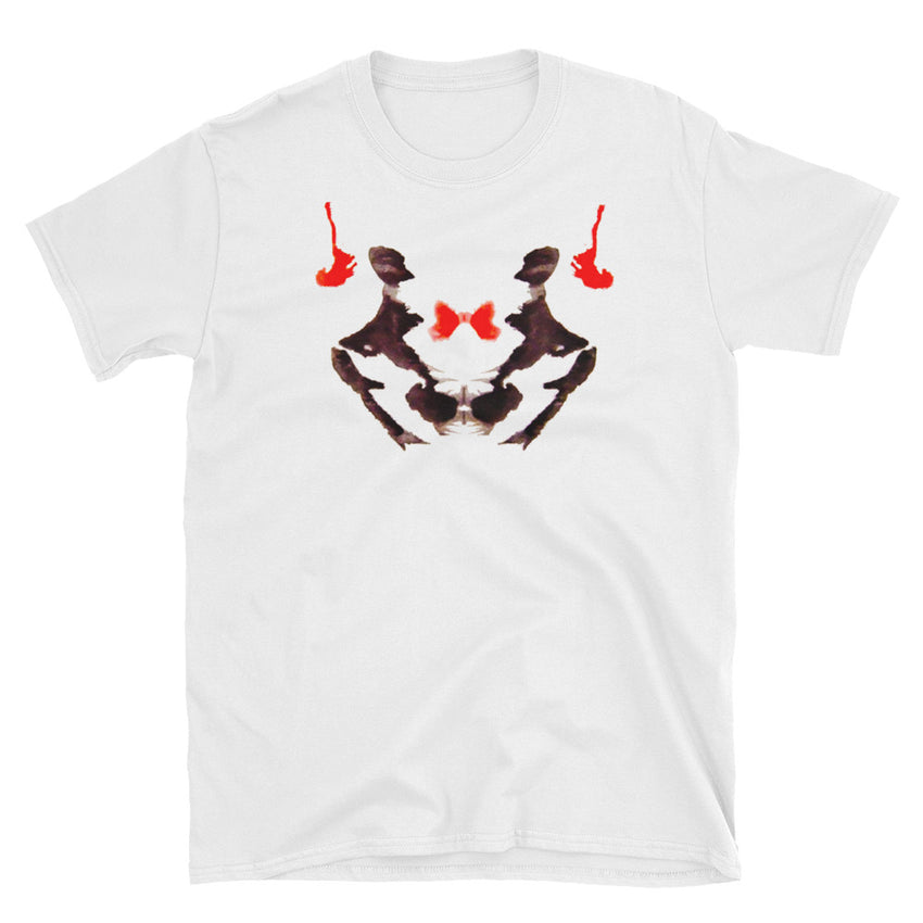 InkBLOT III - Short Sleeve T-Shirt - Chosen Tees
