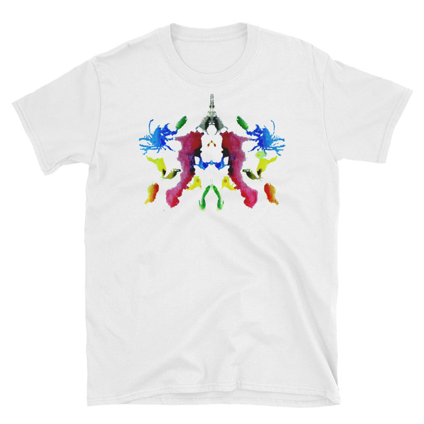 InkBLOT X - Short Sleeve T-Shirt - Chosen Tees