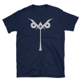 LiGHT-OWL Short Sleeve T-Shirt - Chosen Tees