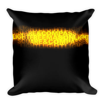 Freemasonry LiGHT Square Pillow - Chosen Tees