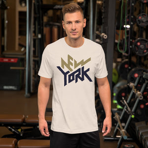 New York Short-Sleeve T-Shirt - Chosen Tees