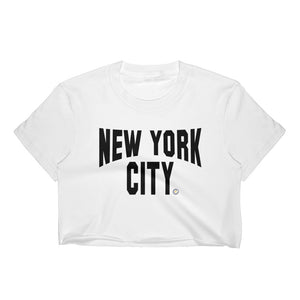 ICONIC NYC Crop Top - Chosen Tees