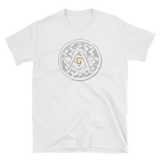 G.A.O.T.U. Short Sleeve Front & Back Print T-Shirt - Chosen Tees