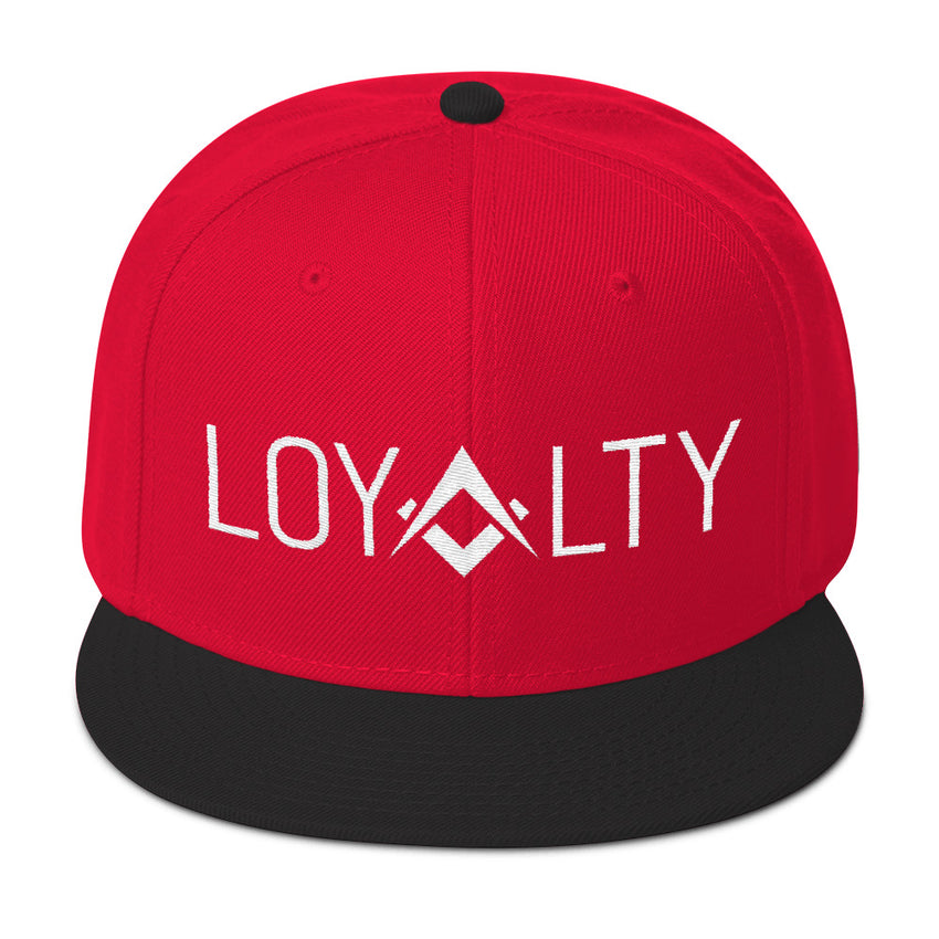 Mason Grail • LOYALTY SnapBack - Chosen Tees