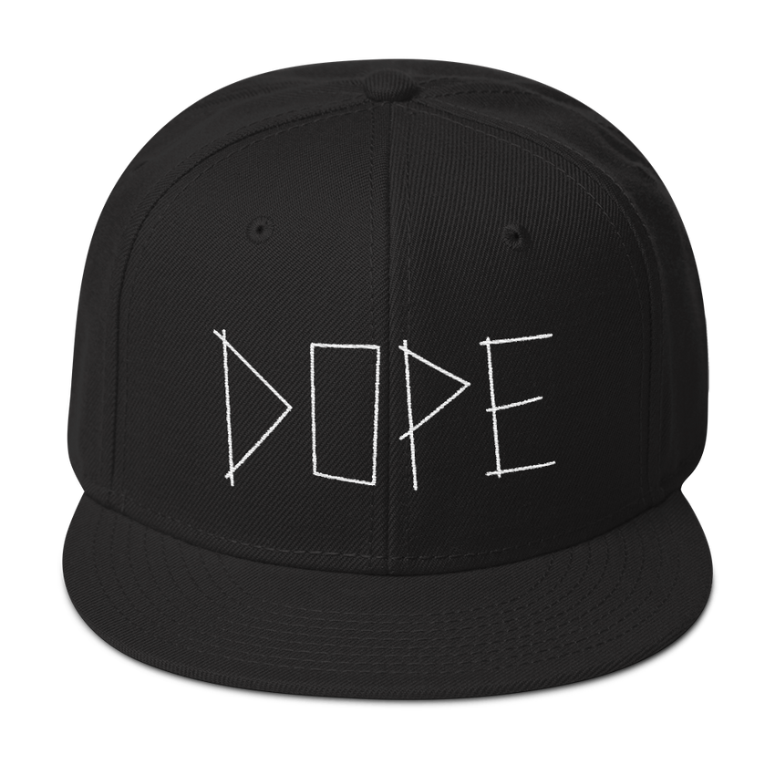 The DOPE SnapBack - Chosen Tees