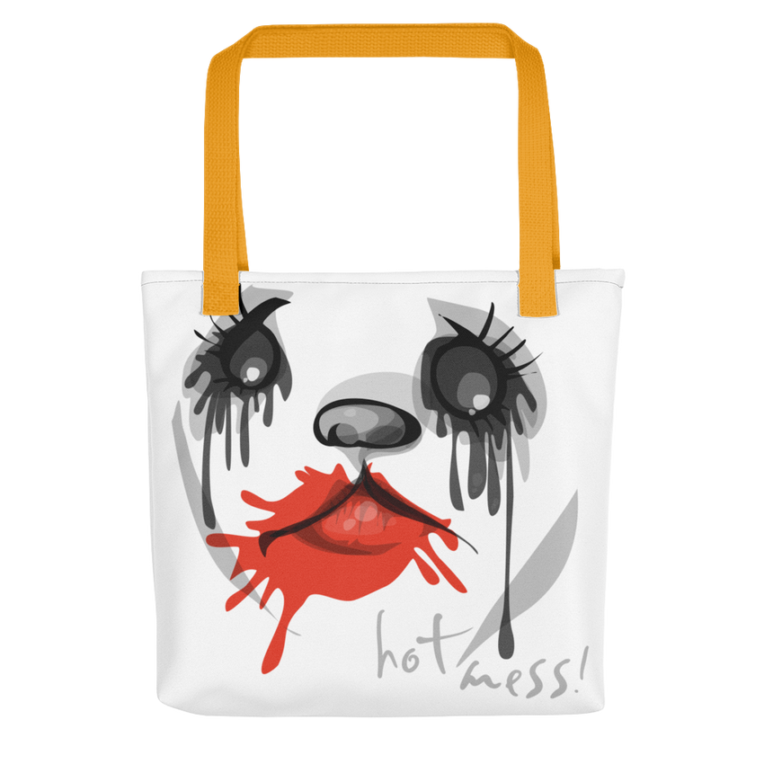 Crazy Sexy COoL Tote Bag - Chosen Tees