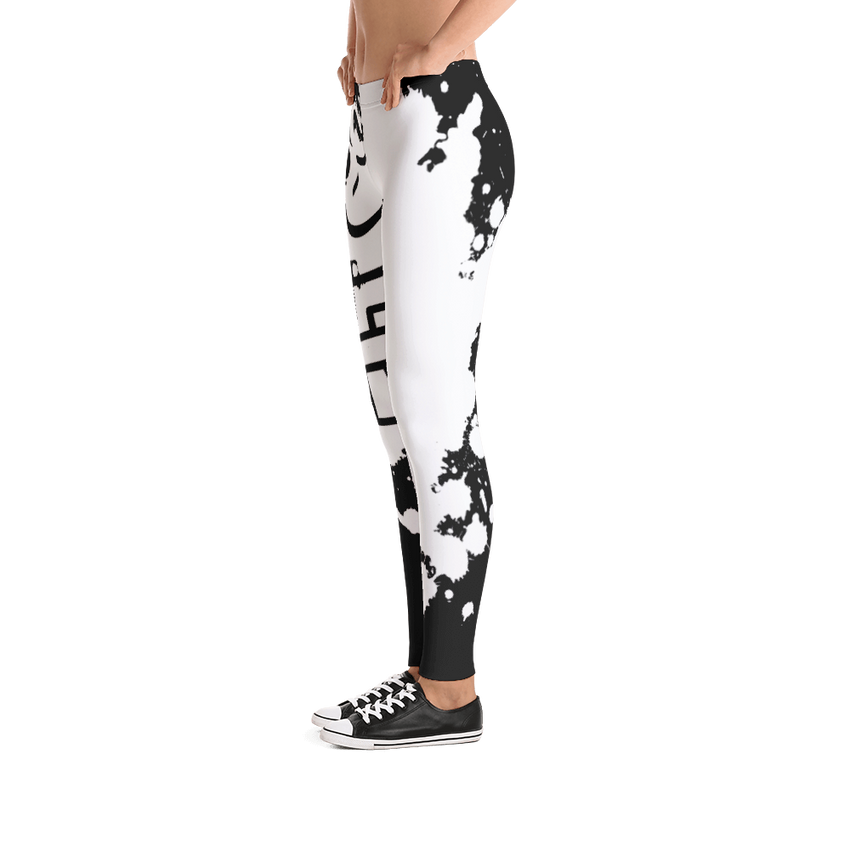 DopE/Entity All-Over Print Leggings - Chosen Tees
