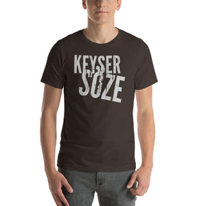 Keyser Soze Short Sleeve T-Shirt - Chosen Tees