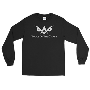 Mason Grail • LiGHT-OWL Tools Long Sleeve T-Shirt - Chosen Tees