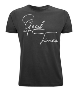 Good Times Black Signature Tee