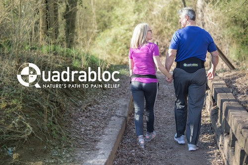 Gradient Medical, the makers of Quadrabloc for managing pain and discomfort, announces new web site launch