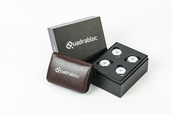 Quadrabloc™ Individual Discs (Set of 4)