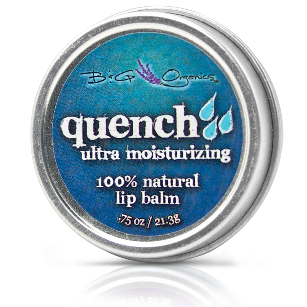 Quench - ultra moisturizing lip balm (.75 oz) - Coco's Closet