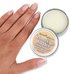 Natural Lemon Butter Cuticle Cream