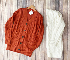The Cindy Cardigan