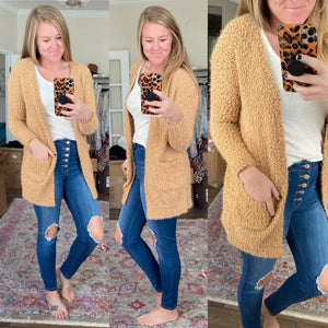 The Sienna Cardigan