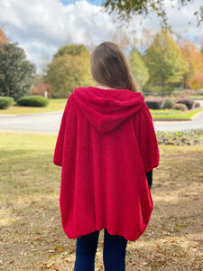 The Elle Poncho