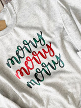Load image into Gallery viewer, Merry, Merry, Merry Sweatshirt