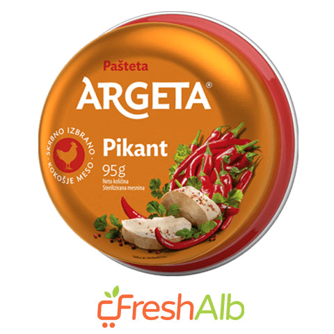 Argeta Spicy Chicken Pate 95gr