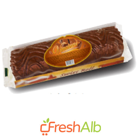 Vincinni Chocolate Rolled Cake 300gr