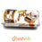 Vincinni Cocoa Cream Snacks 300gr