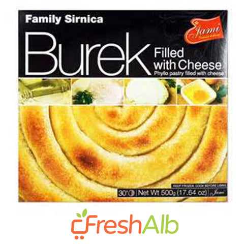 Jami Burek with Cheese 1lbs