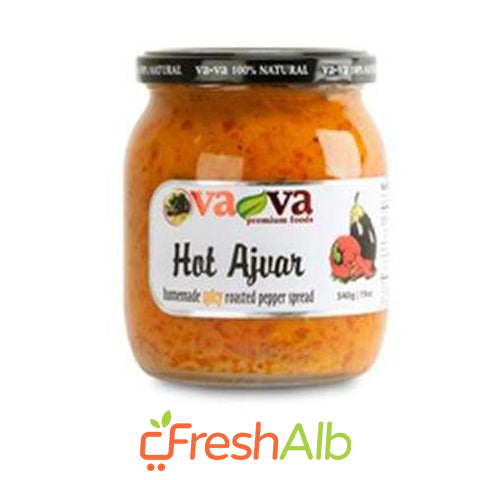 Vava Ajvar Hot 540gr