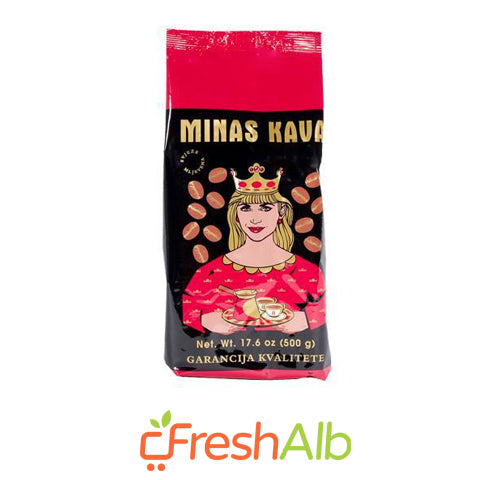 Minas Coffee Gold 500gr