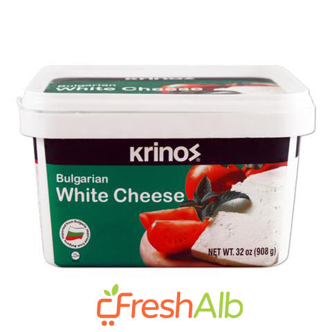 Krinos Bulgarian White Cheese 900gr