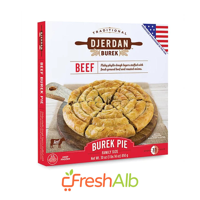 Djerdan Burek with Meat 850gr