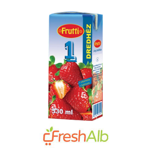 Frutti Strawberry Juice 330 ml