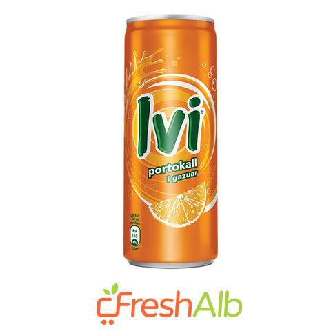 Ivi- Leng Portokalli (Orange) 330 ml