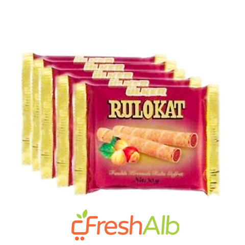 Ulker Wafer Rolls 150gr