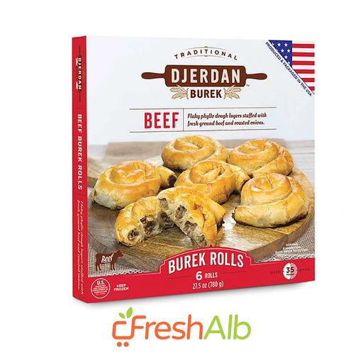 Djerdan Burek with Meat 780gr